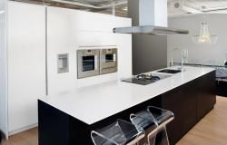 Moderni keittiö, modernit keittiöt, keittiö mittojesi mukaan - Ykköskeittiö