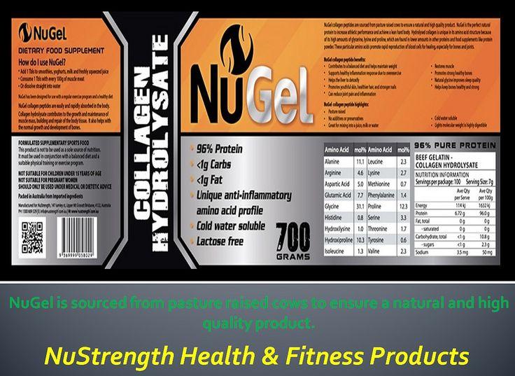 https://flic.kr/p/NyvDuY | Collagen Gelatin Supplement Australia - Nutrition Coaching | Follow Us On : nustrength.com.au   Follow Us On : www.instagram.com/nustrength4122   Follow Us On : www.facebook.com/NuStrength   Follow Us On : followus.com/nustrength