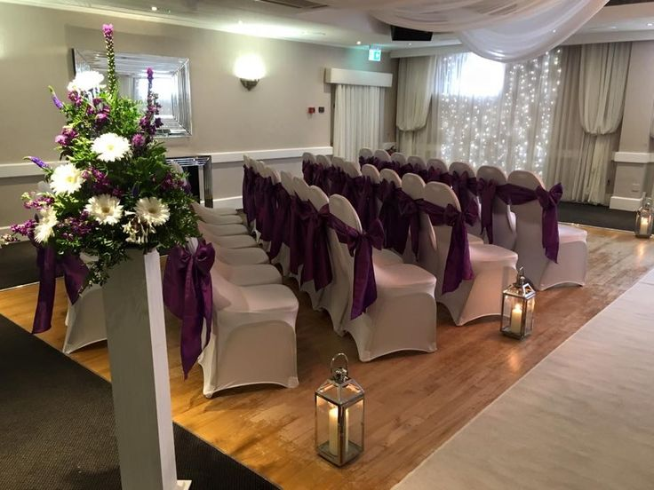 Purple weddings #cadburyspurple #lythamweddings #lythamevents #fyldewedding #fyldeevents #northwestweddings #northwestevents www.thelythamweddingcompany.co.uk