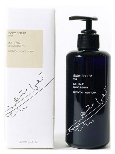 Kahina Giving Beauty Fez body serum