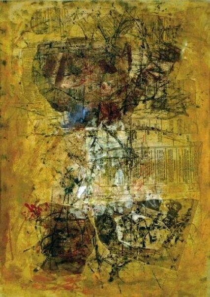 Stuart Sutcliffe Paintings For Sale