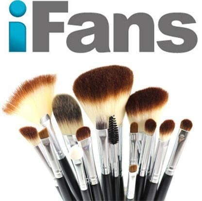 Set De 15 Pinceles Para Maquillaje Profesional - Ifans - $ 799,99