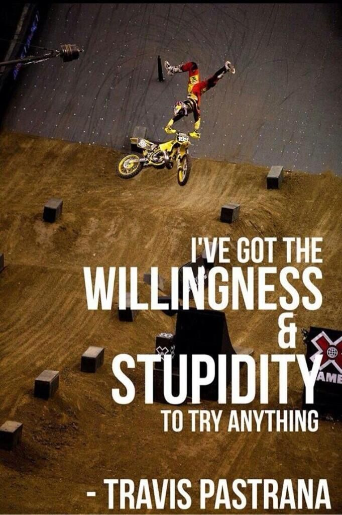 Motocross by Travis Pastrana