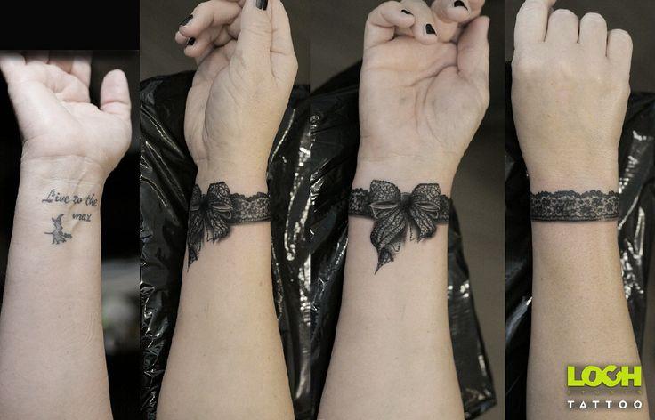 Zapraszamy do zapisów: #tatuaż #lochstudiotatuażu #studio_tatuażu_warszawa #mokotów #loch_tattoo #salon_tatuażu #tatuażartystyczny #cover #covertatuaż #opaskakoronka #koronka