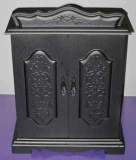 GIY: Goth It Yourself: The Daily Done: Jewelry Box