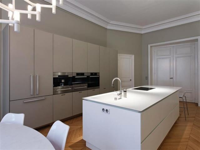 cuisine ouverte appartement haussmannien - Google Search   cuisine ...