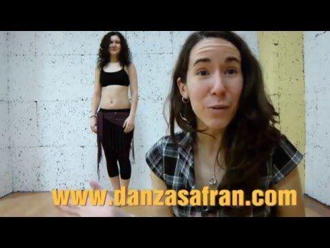 Tutorial danza tribal 2: Snake o serpiente lateral - YouTube