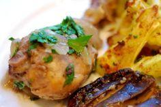 Lemongrass chicken. Change 5 spice