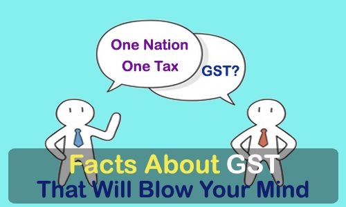 Goods and Services Tax (GST) is an indirect tax in India which consist of most of the existing taxes into single a system of taxation. It will bind...