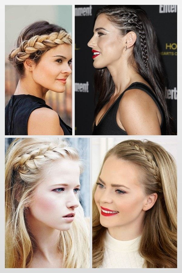 Cute Hairstyles For School For Short Hair Hairstyles For School