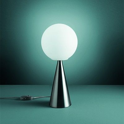 Bilia Table lamp with dimmer designed by Gio Ponti for FotanaArte - Now available for sale on Gio Ponti Official Store: http://store.gioponti.org/en/illumination/1-bilia.html #lamp #design #designer #gioponti