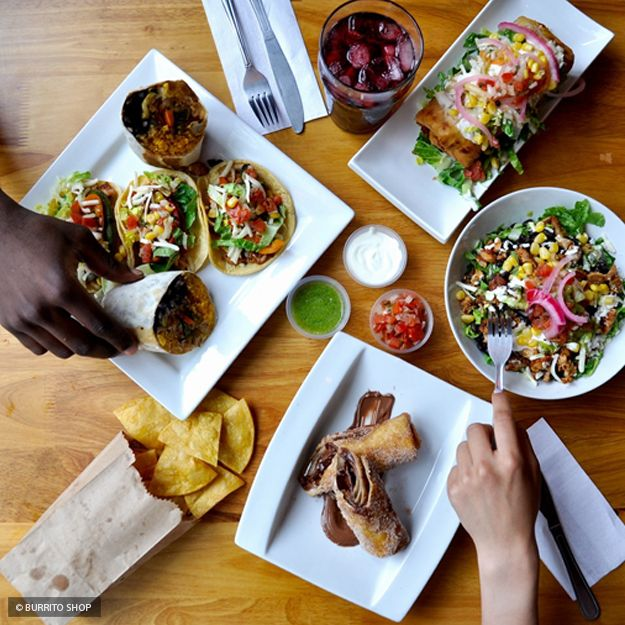 From Mission style to Tex-Mex, Montréal has a great selection of burrito shops to curb your cravings.
