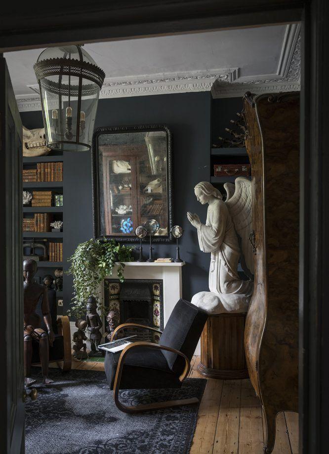 Die besten 25+ Gotik wohnzimmer Ideen auf Pinterest Gothic - einzimmerwohnung einrichten interieur gothic kultur