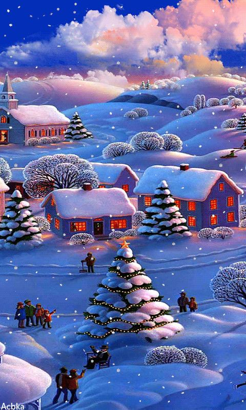 Find lots more animations at http://www.myangelcardreadings.com/christmasanimations Christmas - Glitter Animations - Snow Animations - Animated images - Page 11