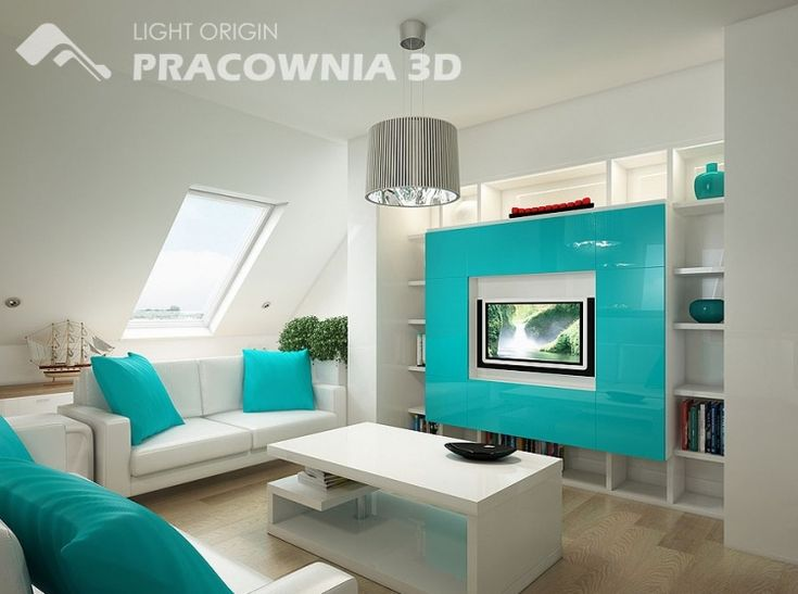 Small Space Apartments by Pracownia 3D