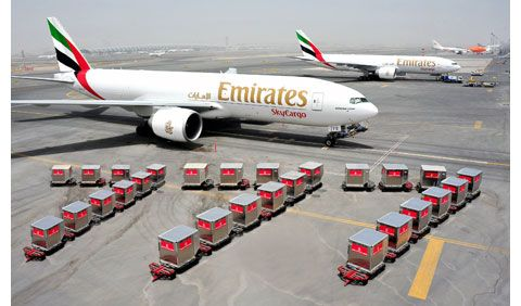 Port Of Seattle Welcomes Emirates Airlines