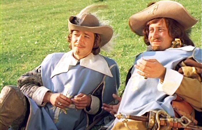 Три мушкетера 1979 год костюмы