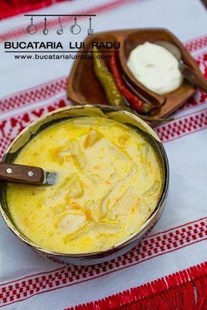 """Reteta """"traditionala"""" de ciorba de burta. Cum se face ciorba de burta, cu oase cu maduva si genunchi de vita, usturoiata si cu legume multe o bunatate."""