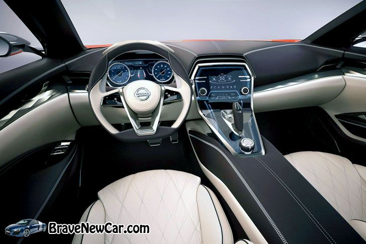 2015 Nissan Maxima interior