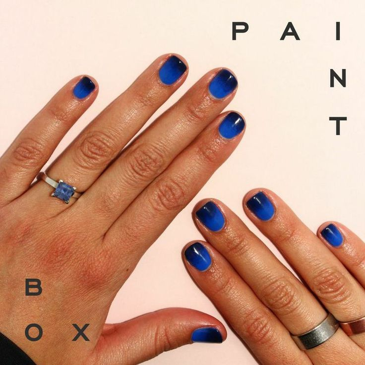 Shade Shifter - Paintbox FW'14 Collection #paintboxmani #nailart