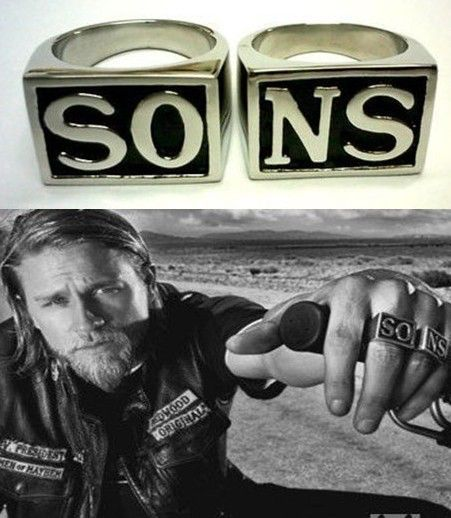 Ns Ring Sons Of Anarchy