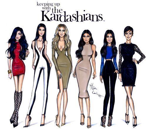 Kim Kardashian Blasts Kris Jenner For Encouraging Khloe To: Pin By Maria Castillo On Sketches