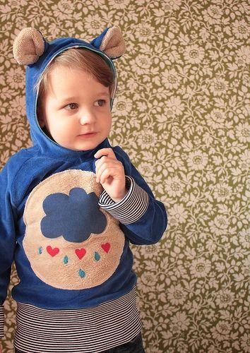 me too --> I want a Care Bear hoodie!