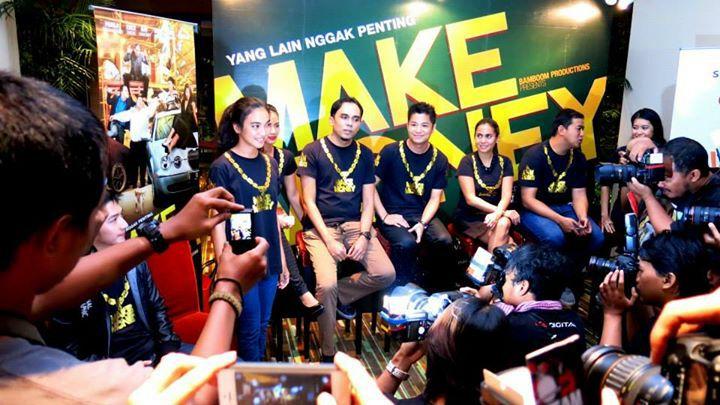 make money film 2013 press conference