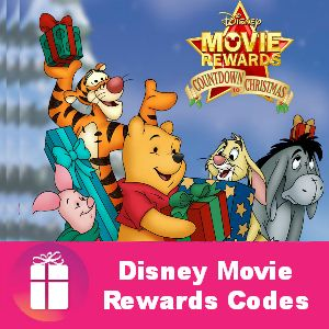NEW DISNEY MOVIE REWARDS CODE for December 6 thru 8 - boost your balance by 15 points with today's new code (expires Dec. 9) http://freebies4mom.com/dmrdec6/