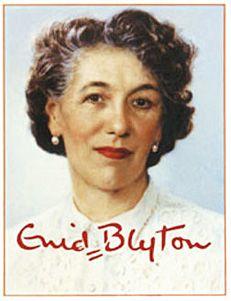 La page Enid Blyton en Français