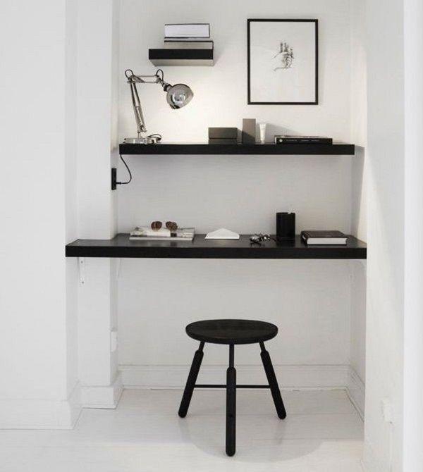 Un piccolo angolo studio