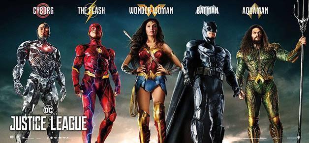 Liga de la Justicia: Nuevos Pósters