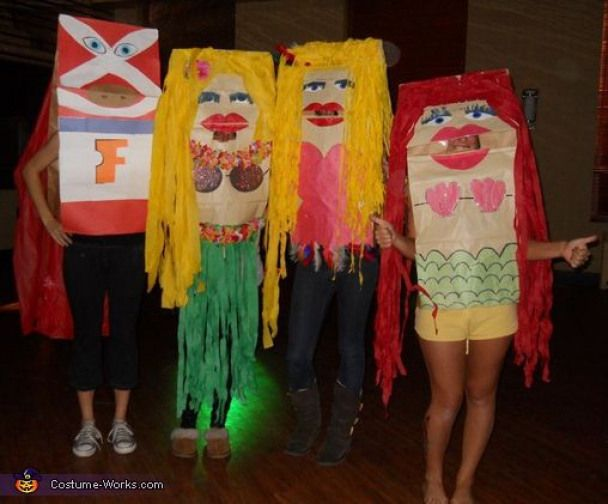 Fandango Halloween 2020 Fandango Puppets Costume   Halloween Costume Contest via