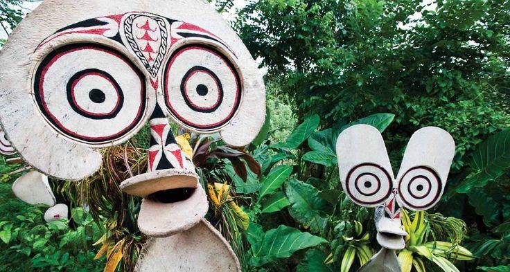 Sepik Highlands Safari | Luxury Papua New Guinea Itinerary ...
