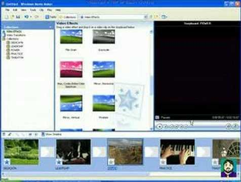 Windows Movie Maker: Tutorial 1 - YouTube