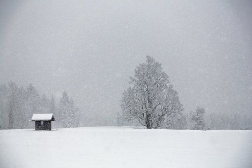 Winter by Dieter Uhlig