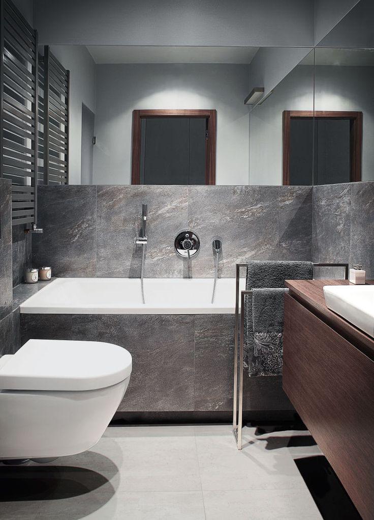 Wanna w małej łazience - jest to możliwe! http://krolestwolazienek.pl/wanna-malej-lazience-mozliwe/
