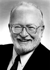 """Paul C. Lauterbur---------The Nobel Prize in Physiology or Medicine 2003 was awarded jointly to Paul C. Lauterbur and Sir Peter Mansfield """"for their discoveries concerning magnetic resonance imaging"""""""