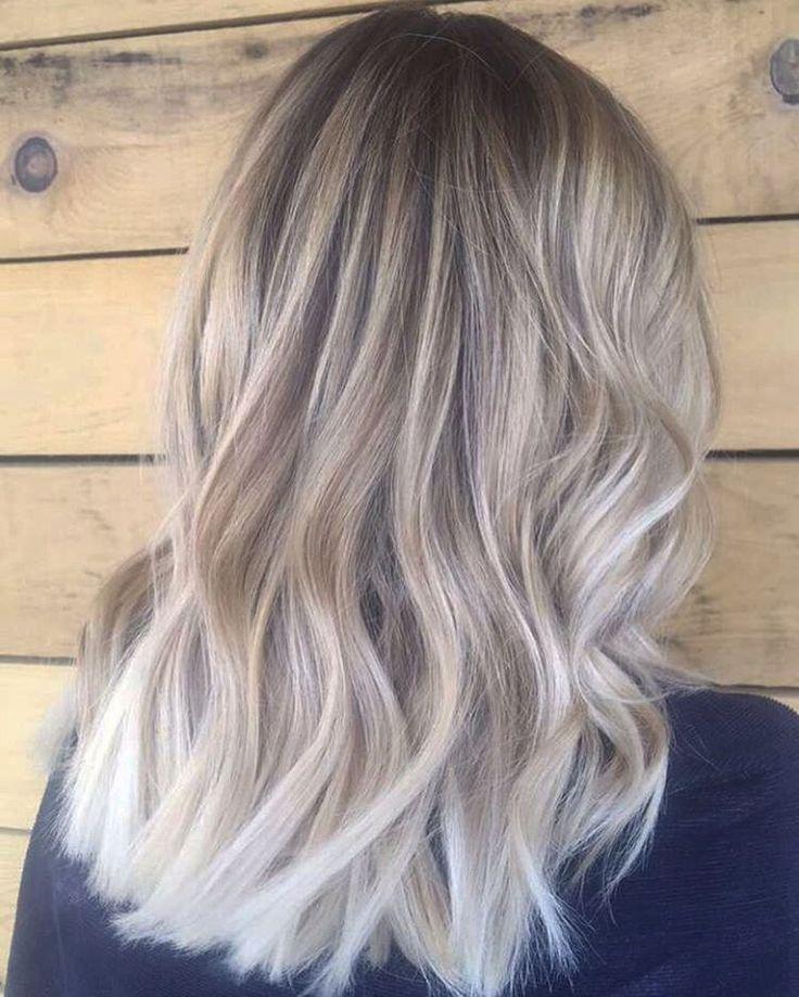 45 Adorable Ash Blonde Hairstyles Stylish Blonde Hair