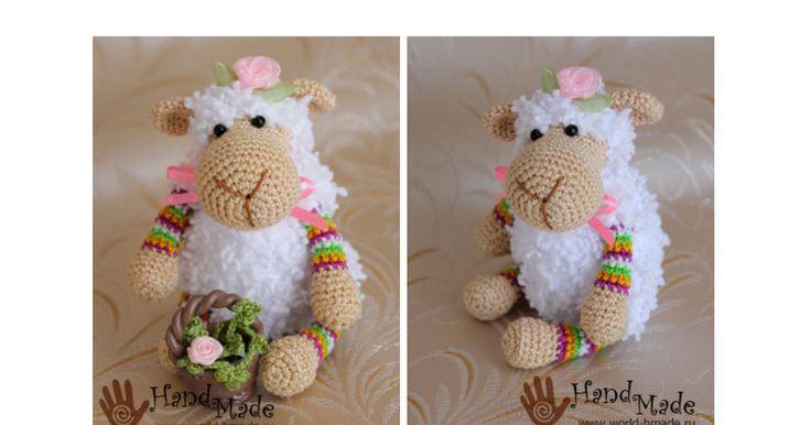 06 - Mathilde the Sheep - translated crochet pattern.pdf