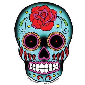 Diseño tatuaje calavera mexicana   Tatuajesxd