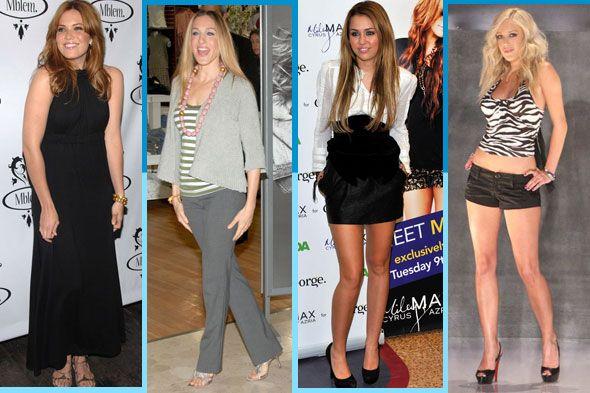 Bad Celebrity Fashion Mistakes 011813 - cosmopolitan.com