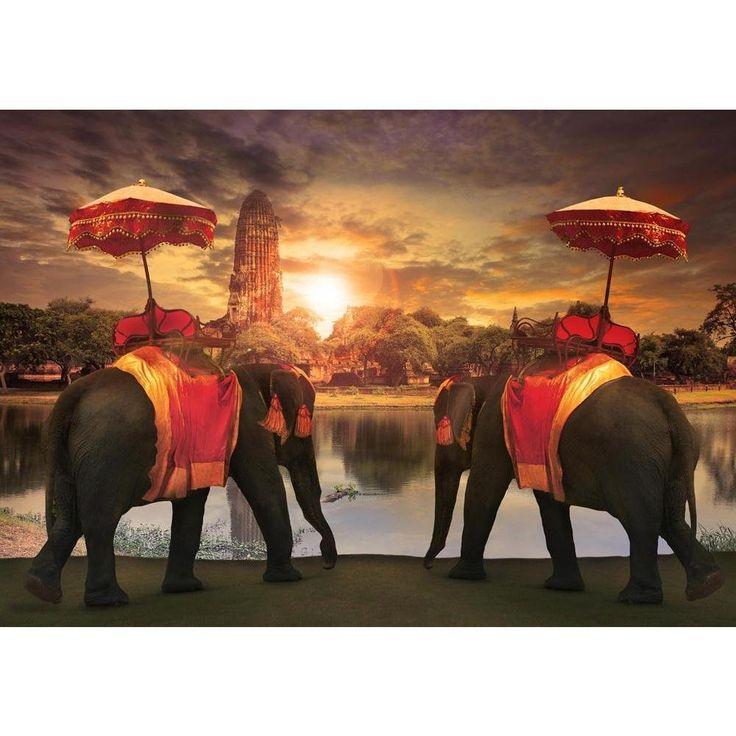 Ayuthaya'da Eski Pagoda Geleneği olan Tayland Krallığı Geleneği - Ekstra Büyük Boy 38.0 inç x 26.7 inç - UNFRAMED PREMIUM MÜZESİ-GRADE KANVAS Duvar Resimleri: DİJİTAL BASKI Duvar: El Boyaması gibi sanat eseri: Ev İç Mekan Duvar Dekorasyonu Fotoğraf Hediyeler ve Dekoratif Boyalar Yatak Odası, Oturma Odası, Çizim, Yemek Odası, Mutfak, Ofis, Resepsiyon, Banyo, Açık, Galeri, Oteller, Restaurantlar ve Balkon: Hayvanlar, Geleneksel: Fotoğrafçılık: Amazon.in: Ev ve Mutfak