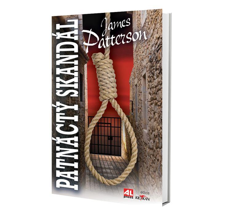 PATNÁCTÝ SKANDÁL - James Patterson (thriller)