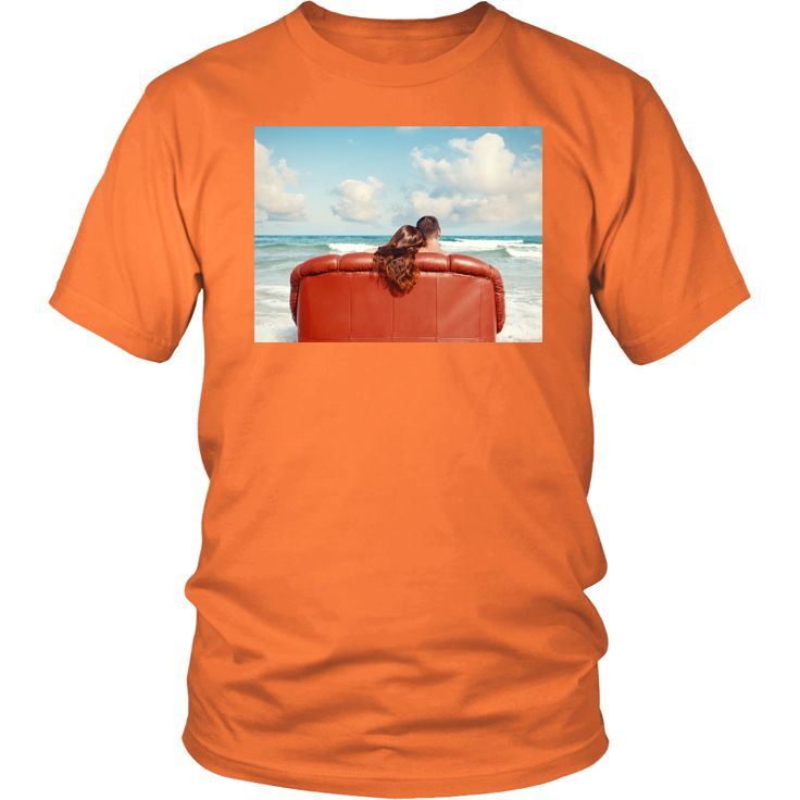 Goodnight My Love - The Red Leather Couch - Custom T-Shirt Design