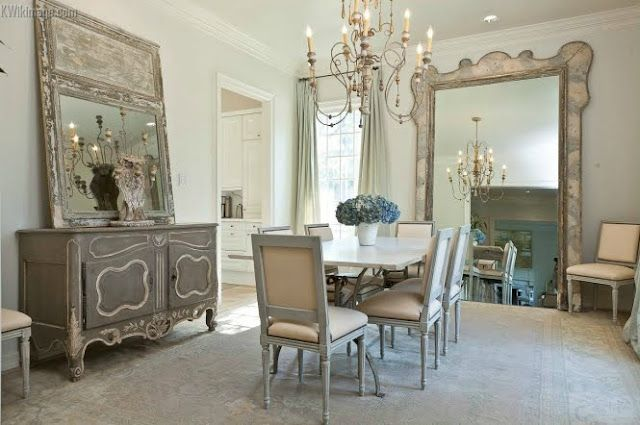 This first listing is located in Dallas' University Park. love the mirror.. Love the chandelier!