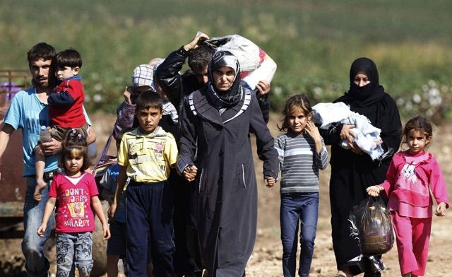 Should we let Syrian refugees in to the US?