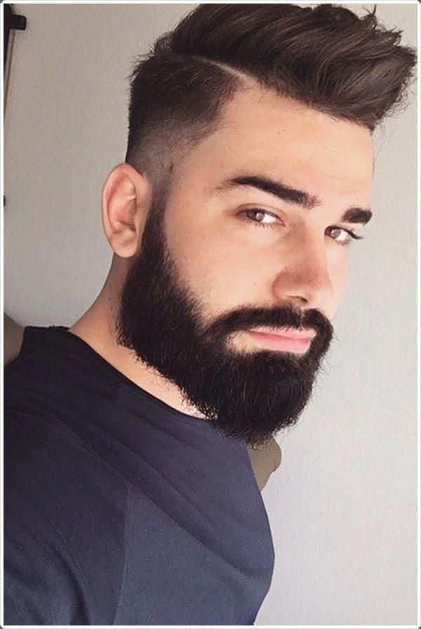 Beards Have Always Been An Important Part Of Men Grooming Contemporary Hair Style With The Proper Bea Hair And Beard Styles Beard Styles Beard Styles For Men