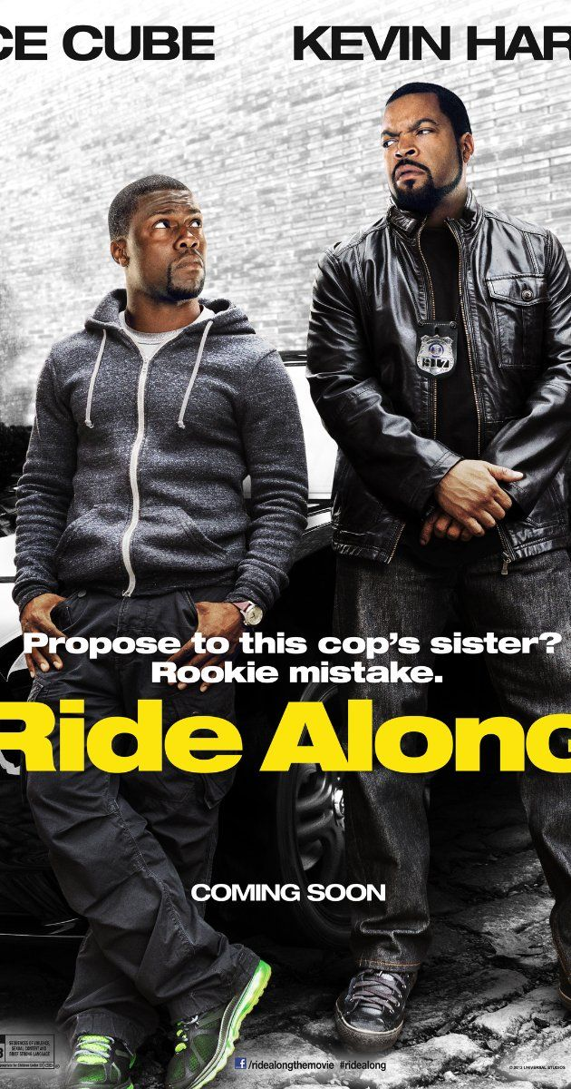 Ride Along (2014) - Points for (shocker!) a loving long-term relationship without making either character a stereotype/stupid; a good guy (Hart) who just has too much energy and too many cards stacked against him--again, but not an idiot; and Ice proving again he has great comedic timing. A bag dragged out at the end (and the trailer had too many of the best moments in it), but I liked it a lot. Will def see the sequel, just to see this cast again. ~ Kim Bongiorno @LetMeStartBySaying