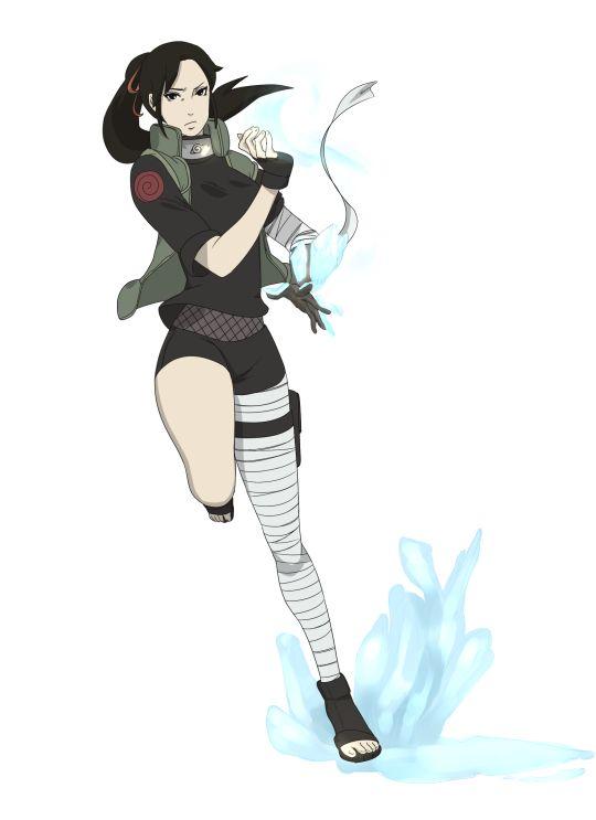 Deushi Tomoko Naruto OC
